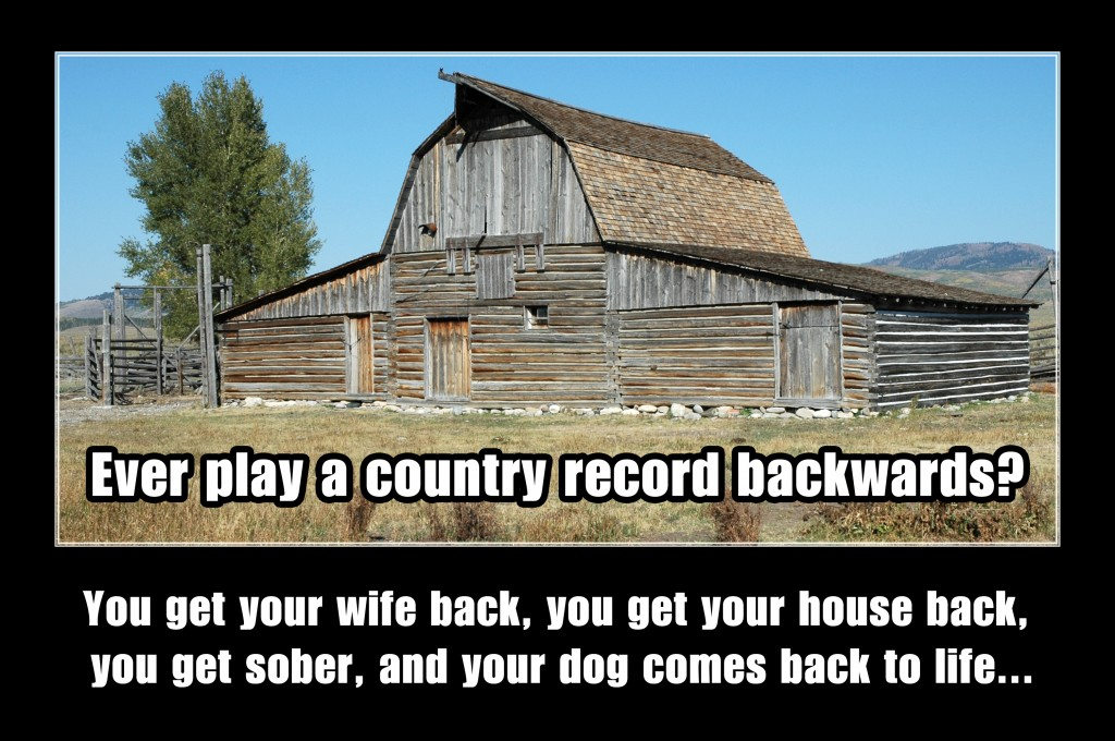 Country Music Humor