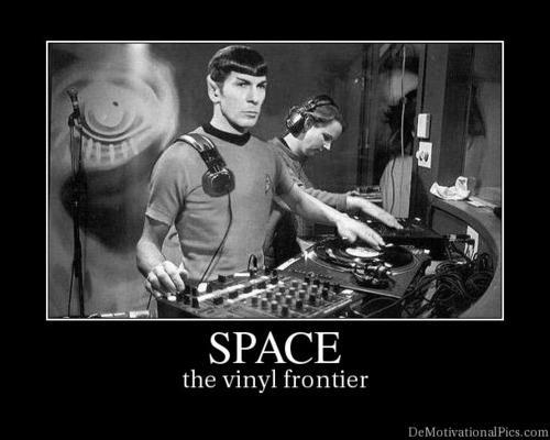 Space - The Vinyl Frontier