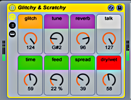 Free Ableton Effect Rack