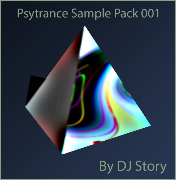 Psytrance Sample Pack by DJ Story