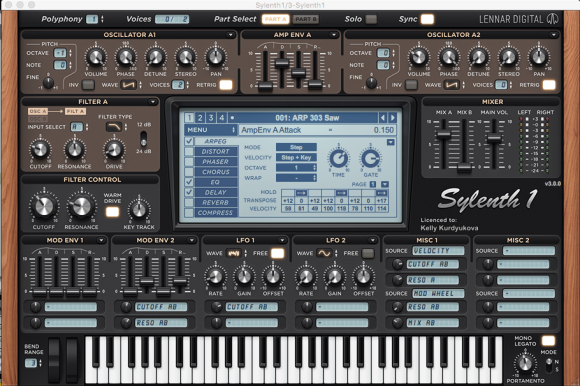 sylenth1 new skin 64bit