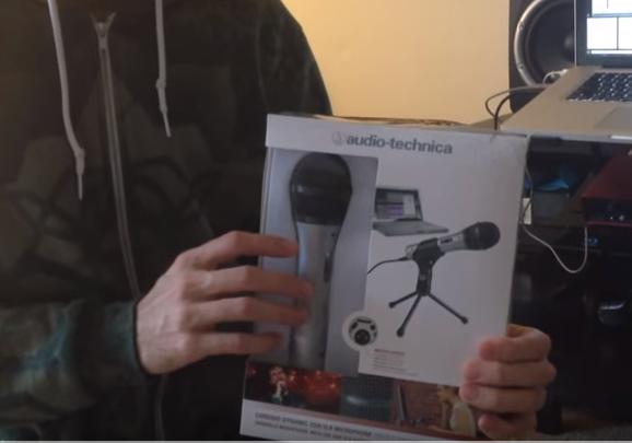 audio-technica-unboxing